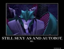 Still Sexy As An Autobot. by TheLordandtheRing