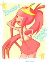 Princess BubbleGum by SweetAbby1624