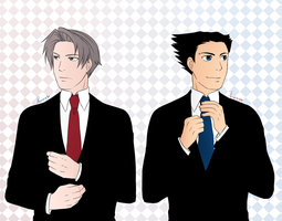 AA: Suits by ozamham