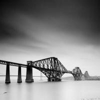Forth Rail Bridge by sensorfleck