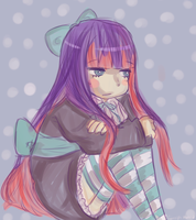Stocking by TroudeChatte