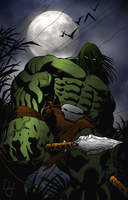 Skaar: Son of Banner by portfan