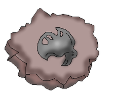 Toothless Beak Fossil (CoC Fossil) by Dianamond