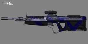 Wolf's custom DMR (re-done) by Wolf-S305