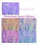 Free Photoshop Curves Actions by ibjennyjenny