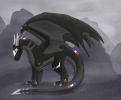 Barricade--Alone by Galvan1c-Miscr3ation