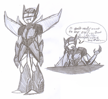 Transformers Prime Persona by SalemTheCat23