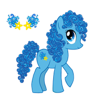 Curly Blue by MaGeXP