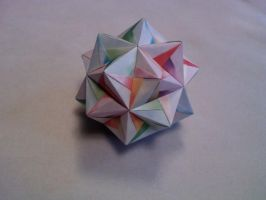 30 Sheets Origami Ball by GoldWinds