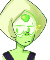 Peridot! by PepperPixel
