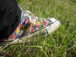 Converse by ChesneyCat