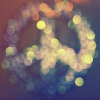Peace N Bokeh by asphyxiate-Stock