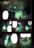 Naruto Chapter 588 Page 1 by Narutocolor