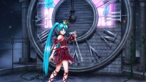 Romeo Cinderella Project Diva by Legend-poon