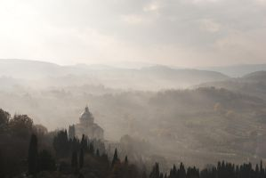 Somewhere in Tuscany by LeoRocker