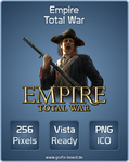Empire Total War - Icon by RottenRooster