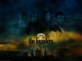 The Founders by sacred-dontknowwhat