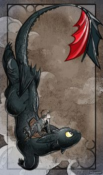 TOOTHLESS PAINT2 copy by lightmega777
