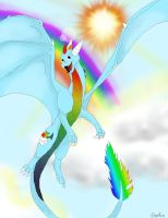 Dragon Flash by Dragon-of-Faith