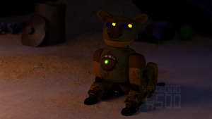 Trash 3d by SpaceDog500