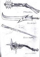 Weapons Page 3 by ballpointmaster