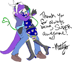 Millie's request by vvixie