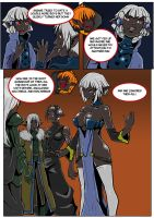 Drow up page 3 by KukuruyoArt