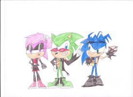 Scourge Underground by sonic4ever760