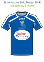 St. Johnstone Home strips by BackwardsAngel