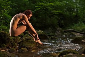 At the river by psvPhoto