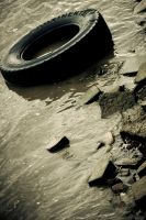Tyre (2) by aRtUSSELL