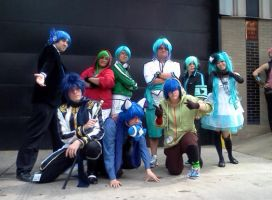 Acen 2013 Vocaloid Photoshoot-14 by dreamlife109