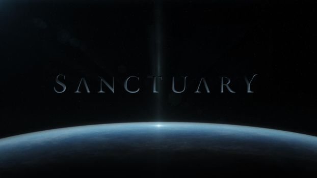 Sanctuary Logo by brockchandler