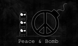 Peace and Bomb by TheBlueKid