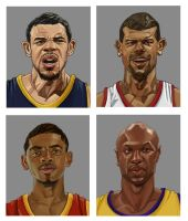 NBA players by A-BB