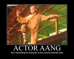 Actor Aang by ryuutakeshi