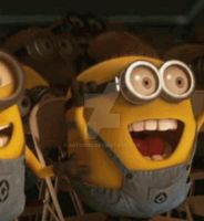 Crazy Minions by ABToons