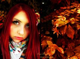 I Dreamed a Ruby Autumn by keep-breathing
