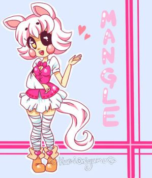 The Mangle by KuroiOnigumo