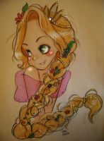 Tangled_lost princess by asami-h