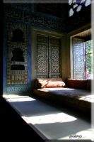 TOPKAPI PALACE by Hermetic-Wings