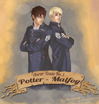 Auror Team No.1 For Annafugazzi by Isi-Angelwings