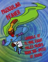 Warmup_5-2-11_MuscularBeaver by MissKeith