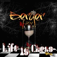 Cd cover design- Life is chess by charlotte-salcedo