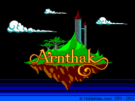 Arnthak Title screen draft by TheYoshinator