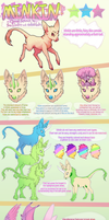 Minkin Species Reference by edelilah