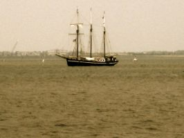 Charleston Harbor by absoluteandrew
