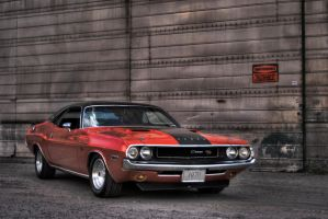 1970 Challenger RT 2 by DonStanley