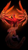 Fenix Phoenix color by Spade92 by ParisAlleyne