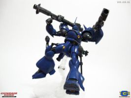 HGUC 089 Kampfer 3 by mikecka